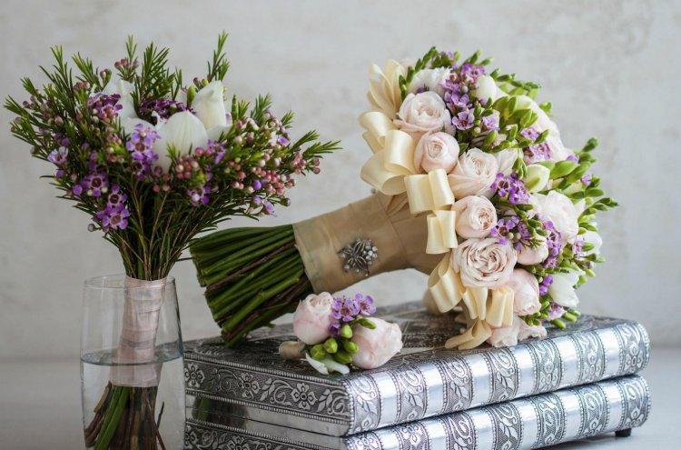 можете фото подарочных букетов для свадьбы состоит